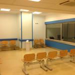 Sala Pazienti del centro
